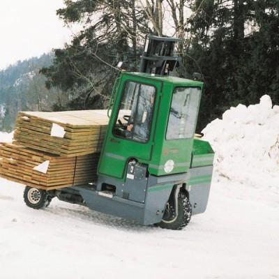 C-Serie im Schnee