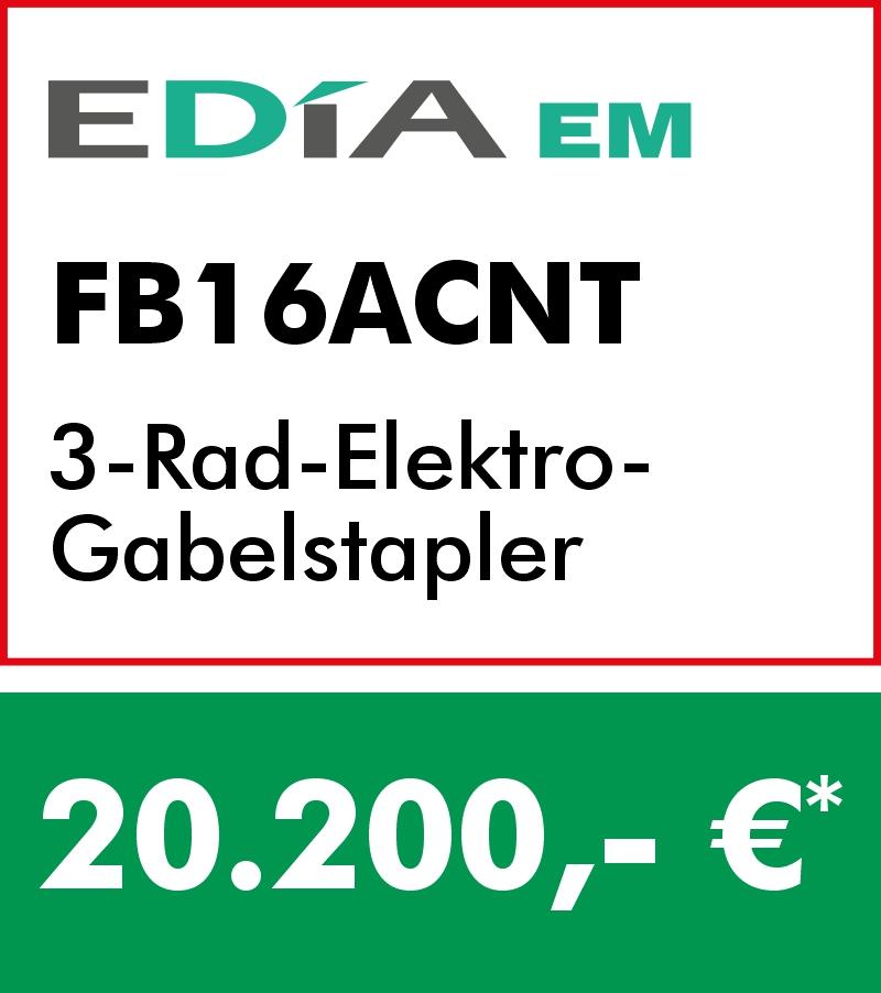 EDiA EM Elektrostapler im Angebot